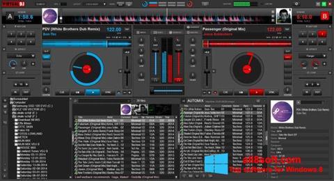 截图 Virtual DJ Windows 8