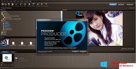截图 ProShow Producer Windows 8