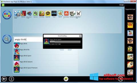 截图 BlueStacks Windows 8