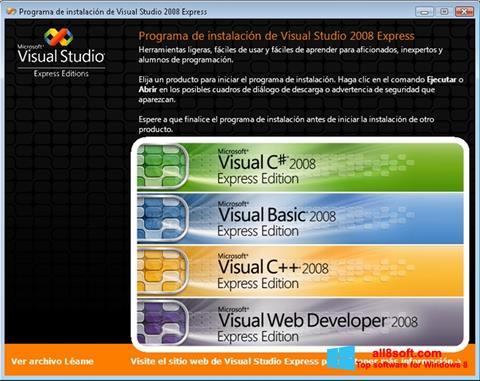 截图 Microsoft Visual Studio Windows 8